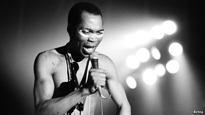 "Photo extraite du documentaire ""Finding Fela"""