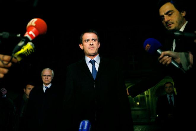 Pour le Premier ministre, comprendre le terrorisme c'est déjà l'«excuser». Et pourtant. © Reuters