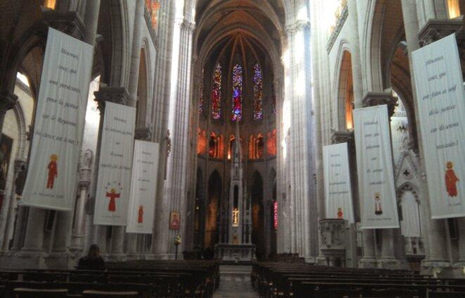Eglise-Saint-Nicolas  Nantes