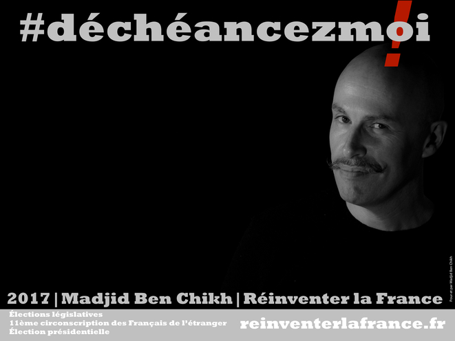 #déchéancezmoi © Madjid Ben Chikh