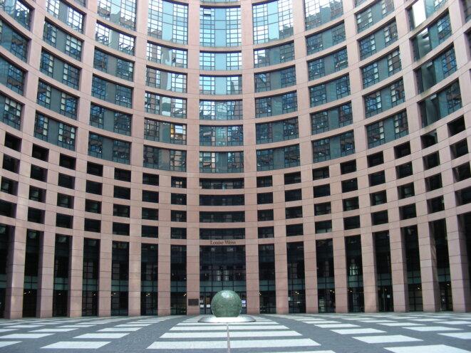 Parlement européen à Strasbourg [Photo YF]