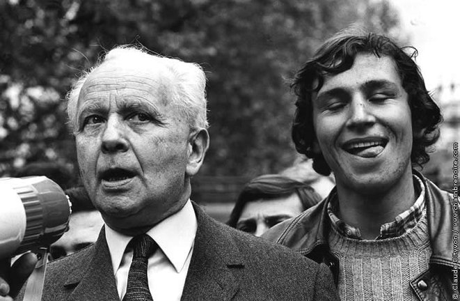 Aragon, mai 68 © Claude Dytivon