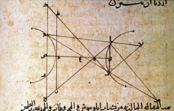 Ibn al Aytham © ©Rue des Archives/The Granger c