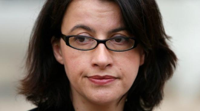 Cécile Duflot, députée EELV et ancienne ministre du logement. © Reuters
