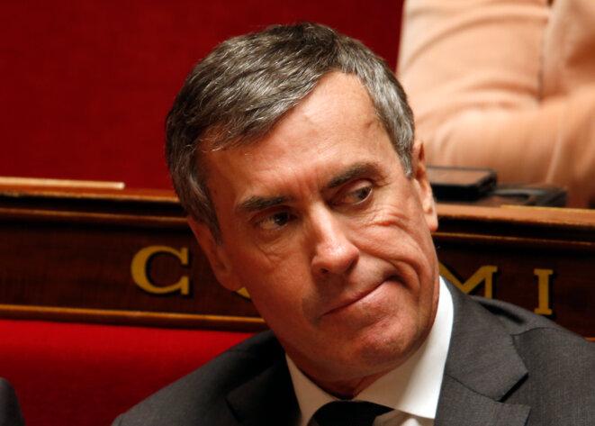 Le 19 mars 2013, le jour de la démission de Cahuzac. © Reuters