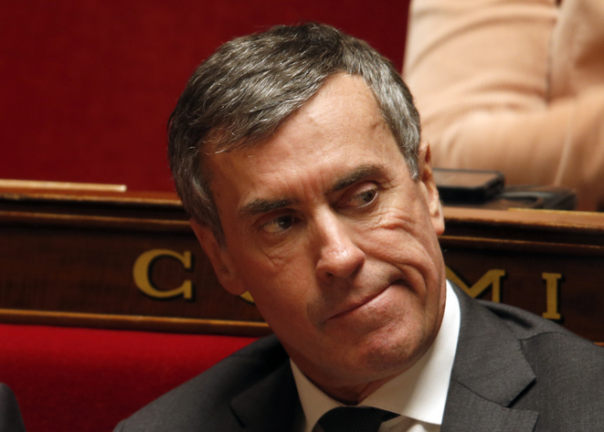 Jérôme Cahuzac. © Reuters