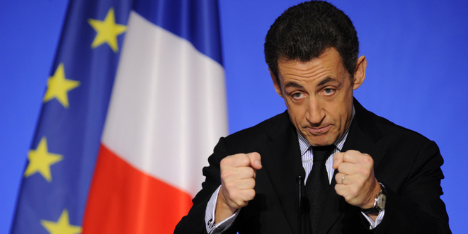 Presidential ambitions: Nicolas Sarkozy plans to stand in the Right's primary to choose a presidential candidate for 2017. © Reuters
