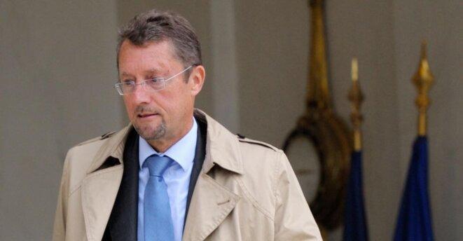 En vertu de la loi définissant la limite d'âge des fonctionnaires, Bernard Bajolet doit quitter la DGSE le 21 mai prochain, le jour de ses 67 ans. © Reuters