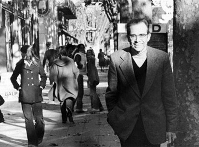 Henri Curiel à Paris © DR