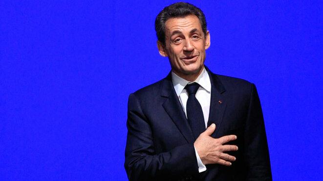 Nicolas Sarkozy. © Reuters
