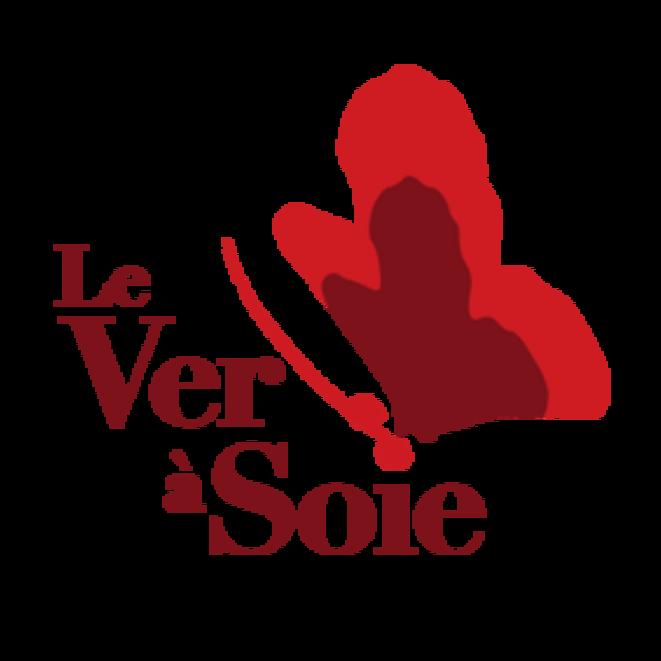 Logo du Ver à soie © DR