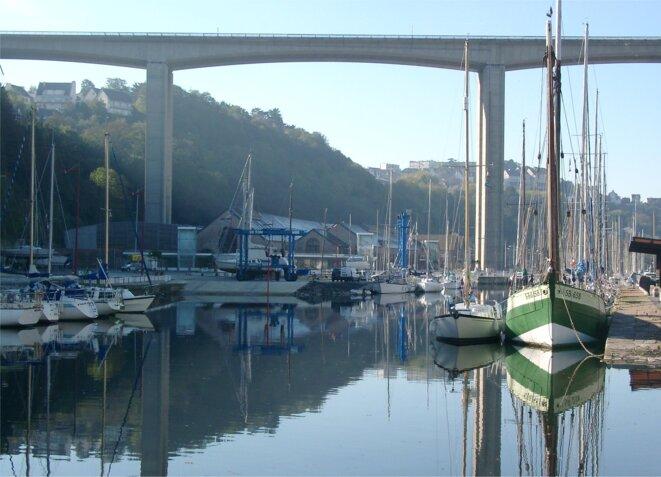 Le port du Légué © Wikipédia
