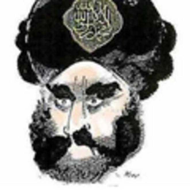 Une caricature de Mohamet reproduite dans Charlie Hebdo