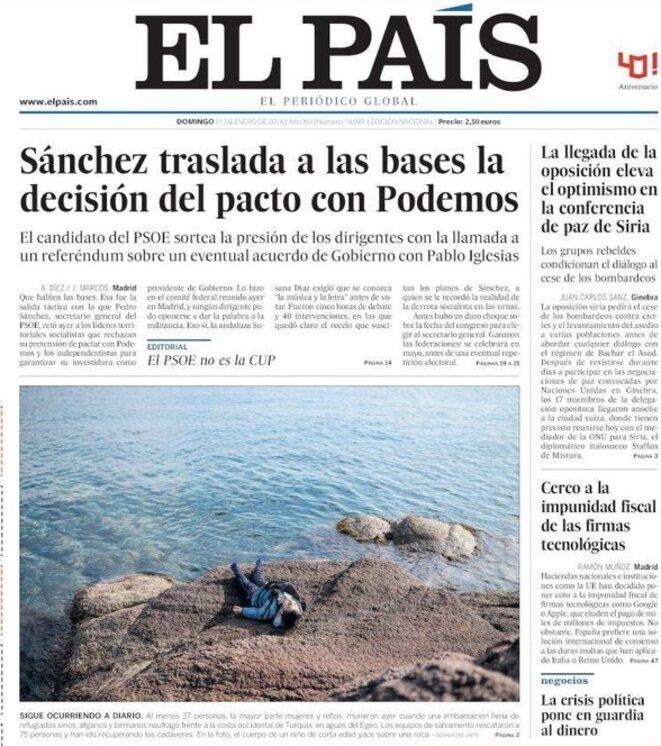 « Sánchez transfère aux bases militantes la décision de pacter avec Podemos »