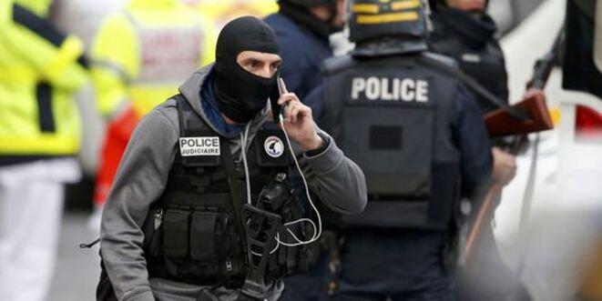 El 18 de noviembre de 2015 en Saint-Denis. © Reuters