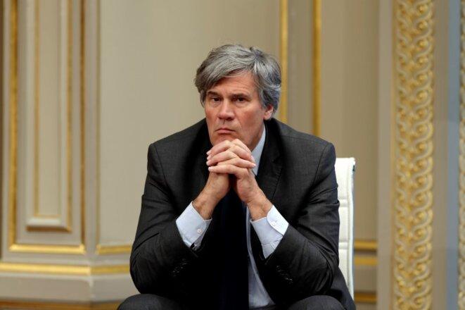 Stéphane Le Foll, ministre de l'Agriculture © Reuters