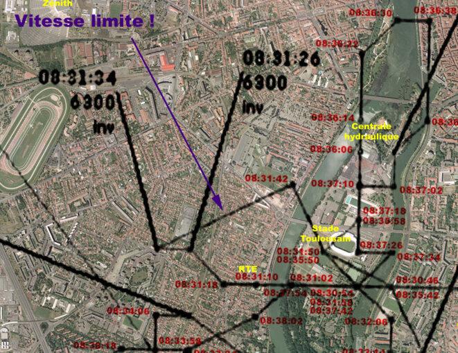 d5259-025-francazal-10h27-ecureuil-de-la-gendarmerie-carto-grand-toulouse-vitesse-limite