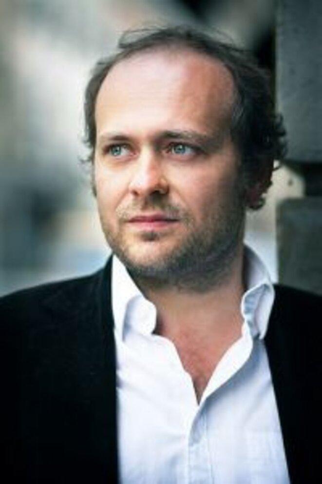 Mathieu Larnaudie © DR