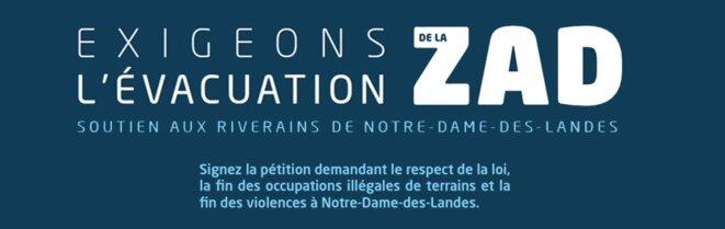 Publicité publiée dans les journaux du groupe Ouest France.