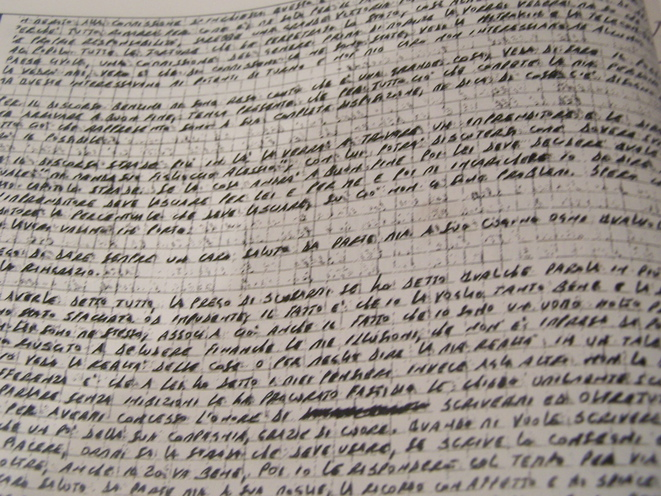 """Pizzini révelés par la revue """"S"""" © Maadifalco"""