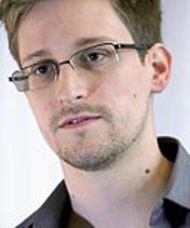 Edward Snowden © Laura Poitras / Praxis Films - CC BY