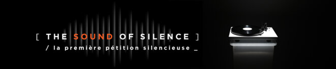 The Sound of silence, campagne du Centre Primo Levi