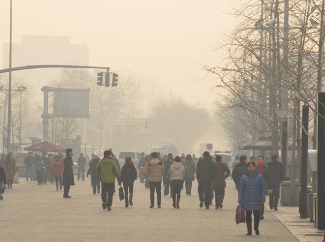 Pekin Nov 2015 © Philippe Rochot