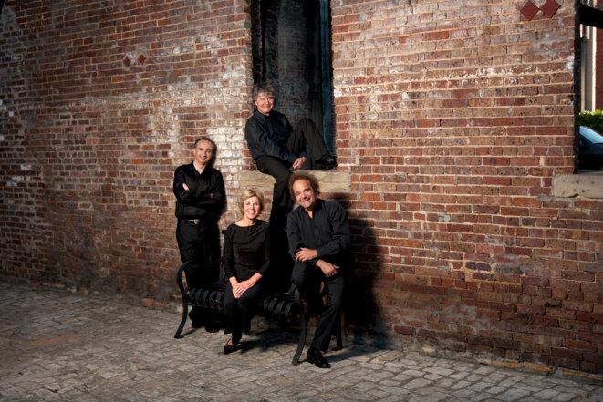 Ph Quatuor Takacs © Ellen Appel