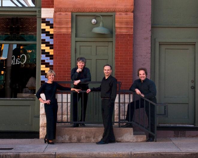 Ph Quatuor Takacs' © EllenAppel