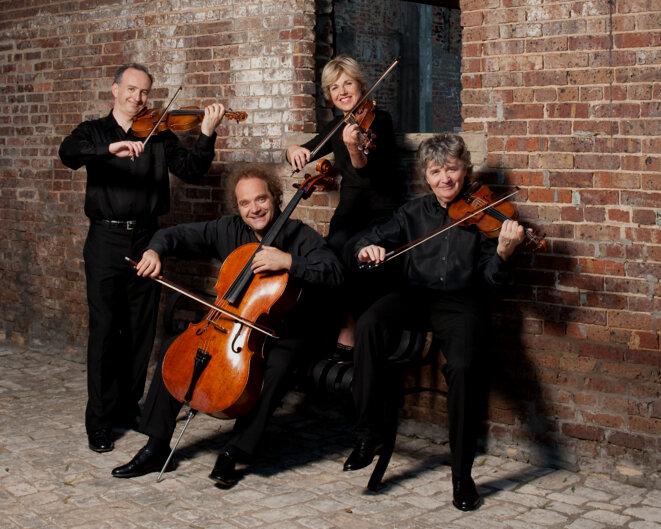Ph Quatuor Takacs' © Ellen Appel