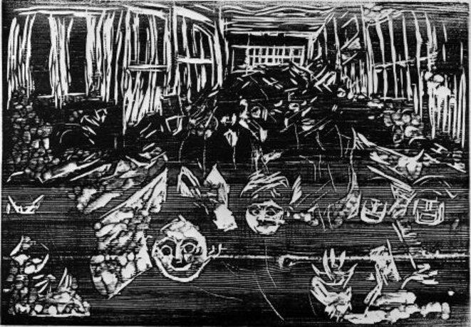 Panique à Oslo © Edvard Munch