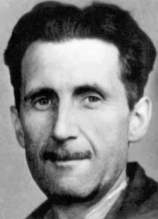 George Orwell © GDJ