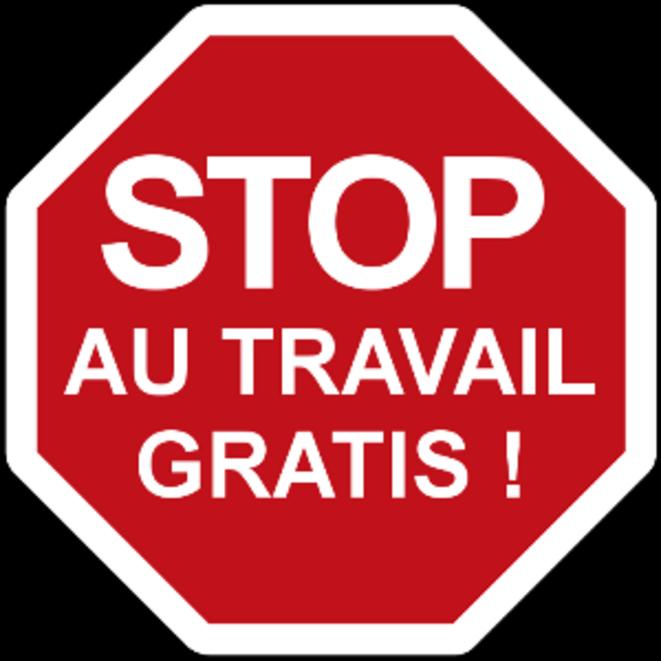 STOP au travail gratuit © Alliance Sociale
