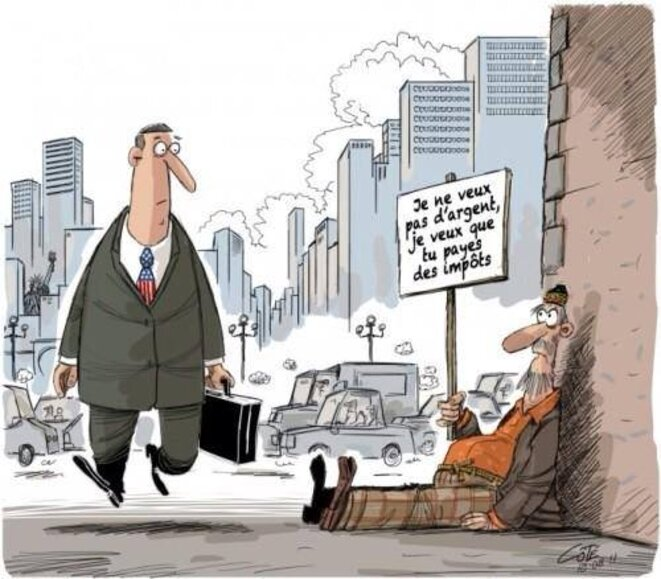 L'évasion fiscale