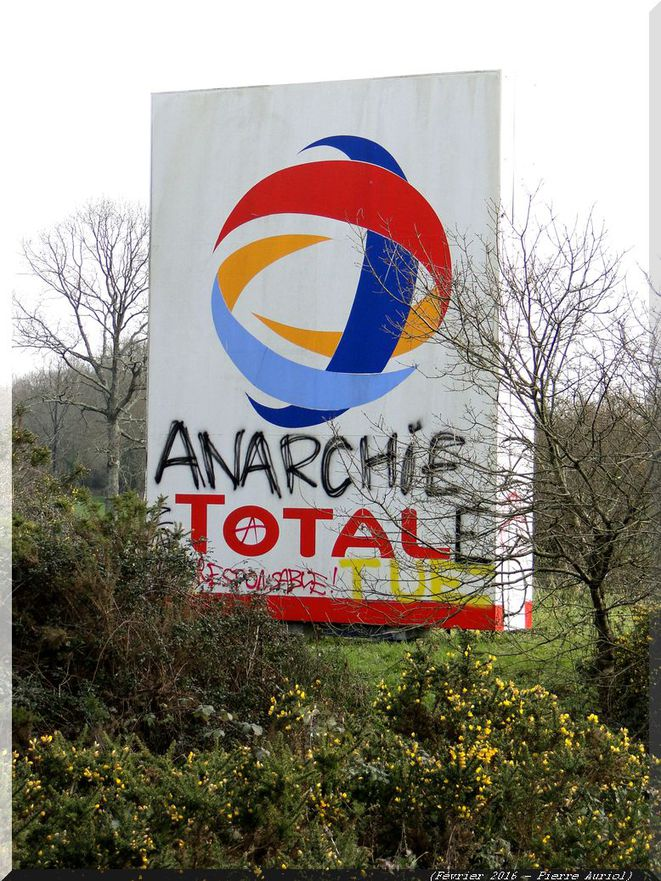 Anarchie totale ! © P.A.
