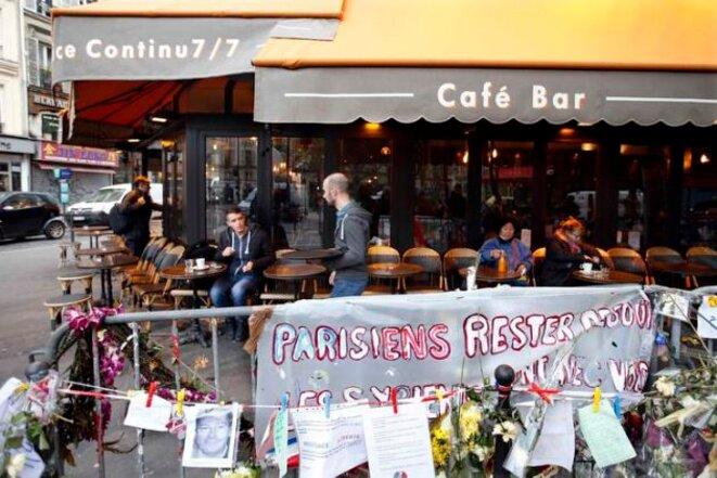La brasserie «La Bonne bière» a rouvert le 4 décembre 2015. © Reuters