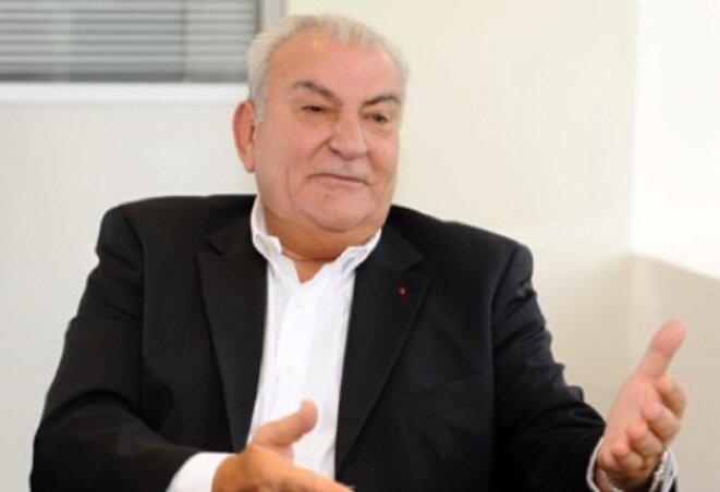 Philippe Dupont, ancien PDG des Banques populaires © BP