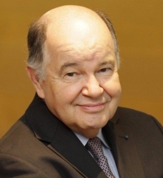 Georges Pauget, ancien directeur du Crédit agricole © Revue-Banque
