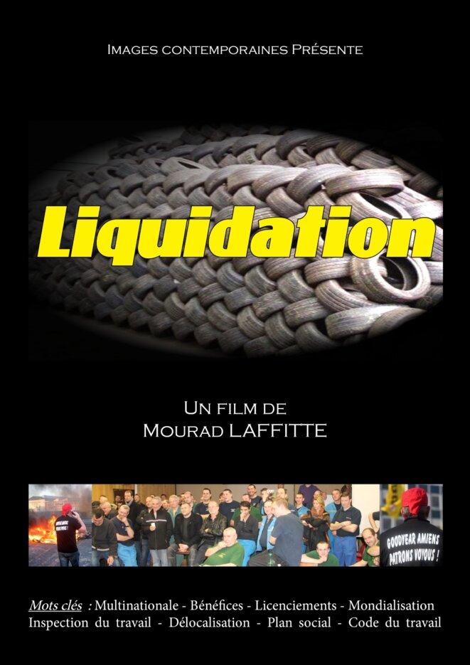 "Affiche du film ""Liquidation"" © Images contemporaines"