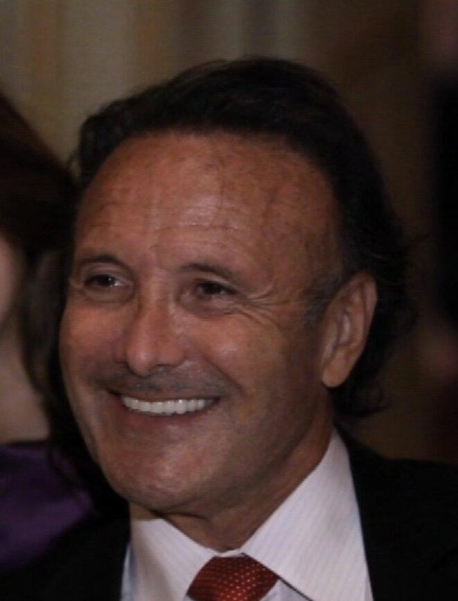 Jacques Mimran, Arnaud Mimran's father. © Mediapart