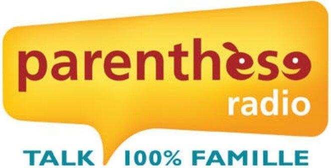 Logo de Parenthèse Radio 100% Talk Famille