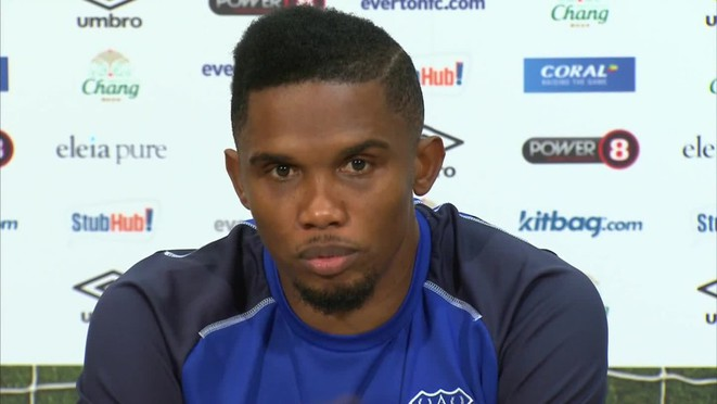 Samuel Eto'o (Source : AFP)