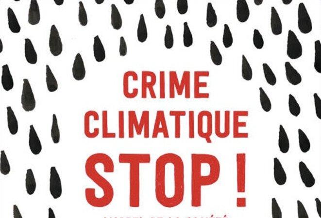 Couverture du livre Crime Climatique Stop !