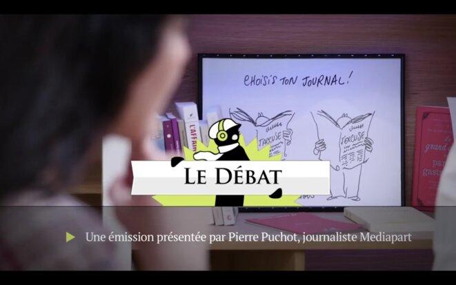 Les débats de Mediapart