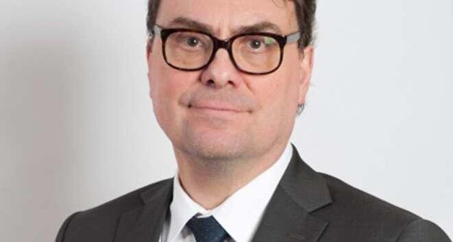 Frédéric Sicard, bâtonnier de Paris depuis le 1er janvier 2016. © D.R.