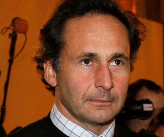 Pierre-Olivier Sur, ancien bâtonnier de Paris (2014-2015) © Reuters