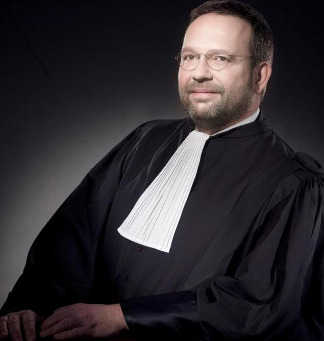 Yann Streiff a été condamné à trois ans de suspension d'exercer par le barreau de Paris. © Compte Twitter de Yann Streiff