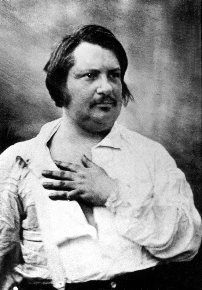 Honoré de Balzac - DR