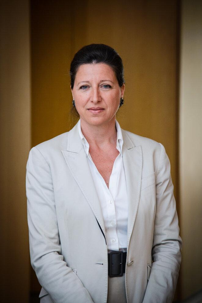 Agnès Buzyn, la nouvelle présidente de la Haute Autorité de santé. © DR