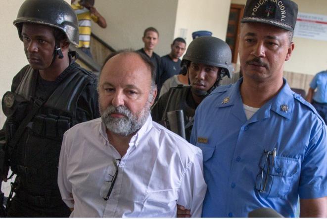 Naudin menotté, le DSK des Latinos en effet